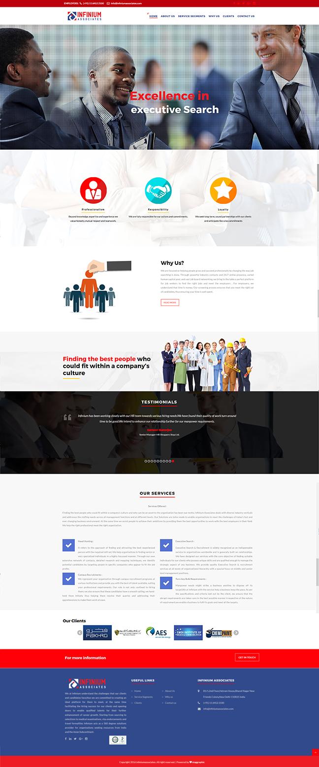 infinium associates website_2